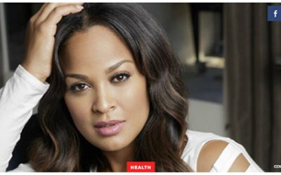 Laila Ali promotes annual eye exams on Hello Giggles, She Knows and More