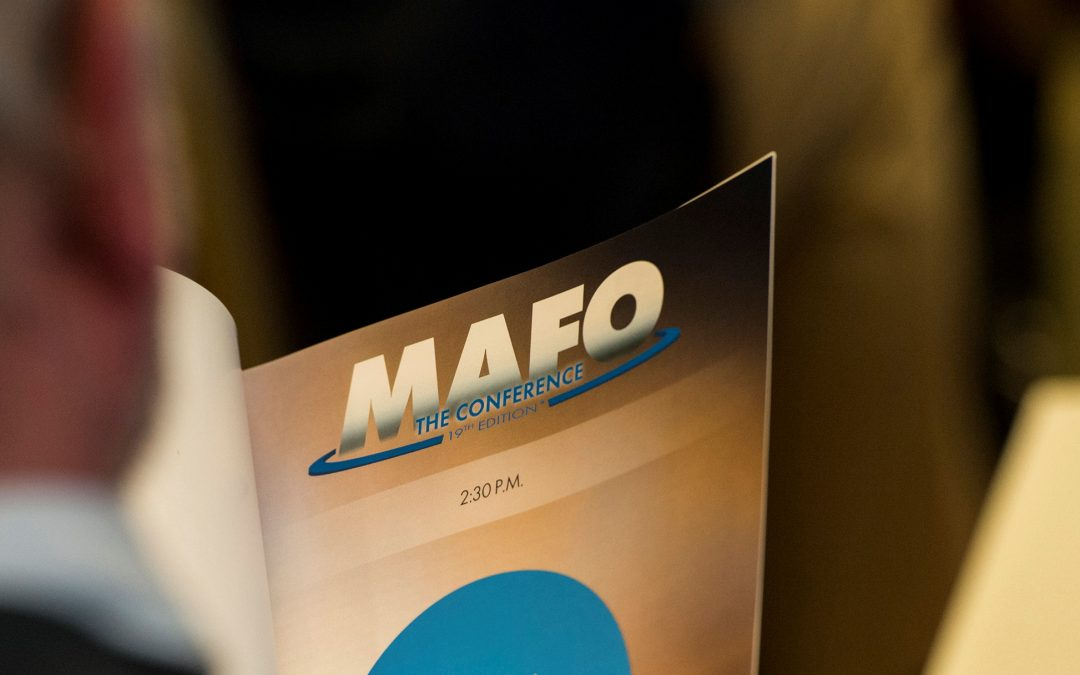 MAFO – The Conference 2019