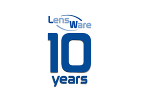 Lensware International will celebrate 10 years aniversary at opti Munich 2019