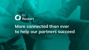 IOT has launched reactivation plan for partners
