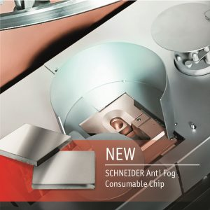 Schneider Anti Fog: Now available for most AR-coaters