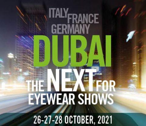 The next destination for eyewear shows — Dubai