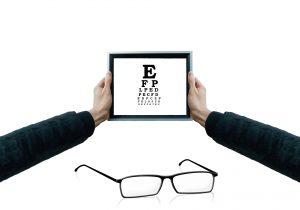 Submission of new Drug Application for the treatment of presbyopia