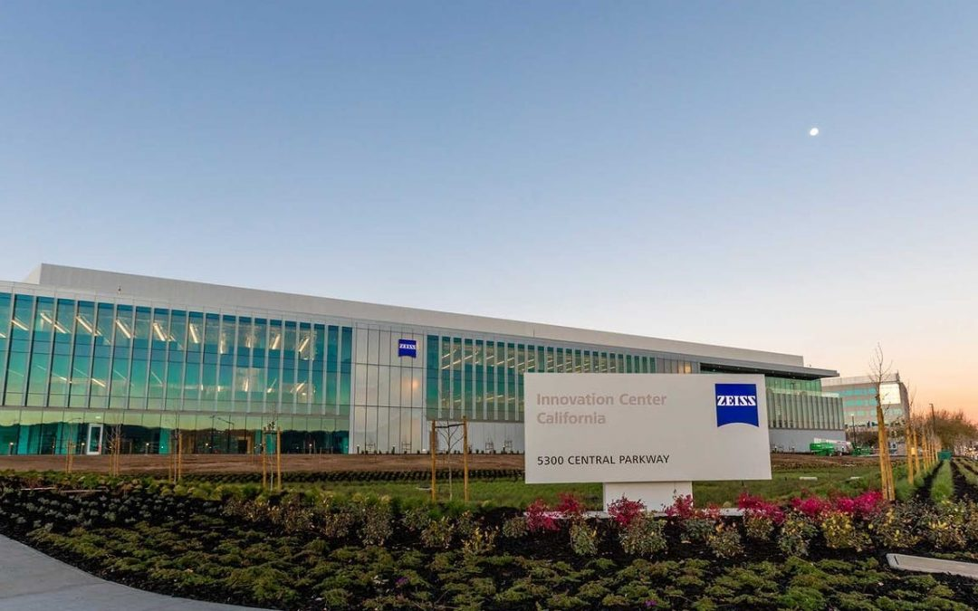 Zeiss opens High-Tech center in North America