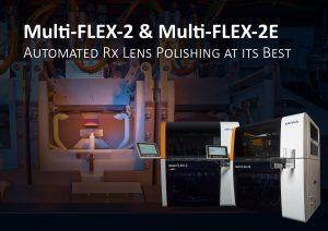 Satisloh launches new polishing machines: Multi-FLEX-2 and Multi-FLEX-2E