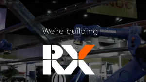 Reed Exhibitions evolved to RX with a refreshed visual identy