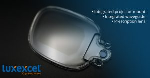 Luxexcel launched new manufacturing platform for prescription smart eyewear on-demand