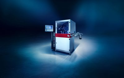 Fully automated cosmetic inspection: Schneider unveils the CSI Modulo ONE