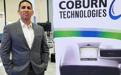 Coburn Technologies introduces Diego Jimenez as new Sales Manager for Latin America