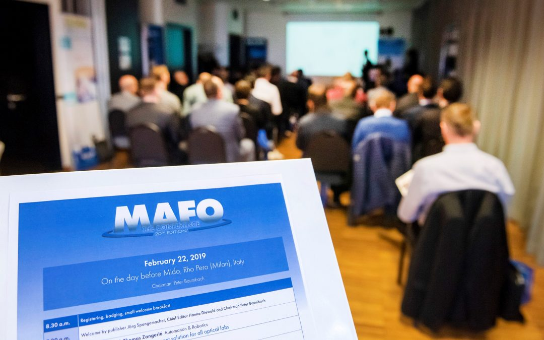 A great success: MAFO – The Conference 2019