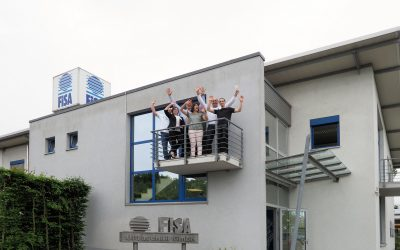 New building extension @ FISA Ultraschall – Kandel – Germany!