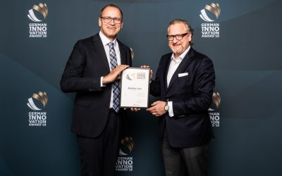 SCHNEIDERs Modulo Line wins German Innovation Award