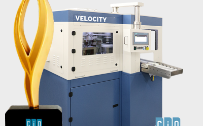 Coburn Technologies' Velocity Spin Coater wins award